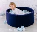 Сухие бассейны с шариками для детей