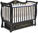 Детская кроватка Антел Julia 111/ Кедр Grace 1