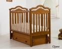 Детская кроватка Гандылян Анжелика (маятник-ящик)