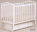 Детская кроватка Лель Жасмин АБ 19.3