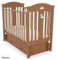 Детская кроватка Гандылян Даниэль (маятник-ящик)
