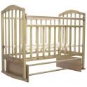 Детская кроватка Алита 3 (бук)