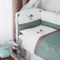 Комплект постельного белья Perina Жила-была Лошадка (6пр)