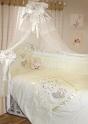 Комплект постельного белья Золотой гусь Рафаэлло (10 пр)