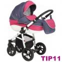 Детская коляска Adamex Neonex TIP11
