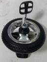"""Колесо переднее ПВХ 10"""" на трехколесный велосипед"""