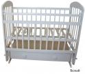 Детская кроватка Ивашка Мой малыш 8