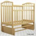 Детская кроватка Агат Золушка 3