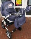 Детская коляска Adamex Barletta Pic-4