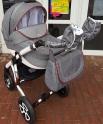 Детская коляска Adamex Barletta 348W