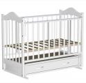 Детская кроватка ВЕДРУСС Кира 4