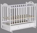 Детская кроватка ВЕДРУСС Радуга 4
