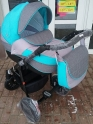 Детская коляска Adamex Neonex TIP21-C
