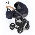 Детская коляска Adamex Neonex Alfa X3