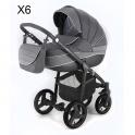 Детская коляска Adamex Neonex Alfa X6