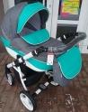 Детская коляска Adamex Neonex Alfa X11
