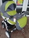 Детская коляска Adamex Neonex Alfa X17