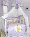 Комплект в кроватку BOMBUS Мишаня
