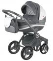 Детская коляска Adamex  AVATOR Carmel&Grey A25