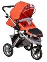 Детская прогулочная коляска Quatro Quatro-3
