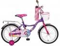 "Велосипед детский Novatrack Little Girlzz 16"""