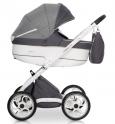 Детская коляска Riko Nestro (Graphite)