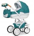 Детская коляска Riko Brano Luxe (Malachit)