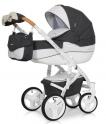 Детская коляска Riko Brano Luxe (Anthracite)