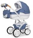 Детская коляска Riko Brano Luxe (Denim)