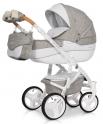 Детская коляска Riko Brano Luxe (Latte)