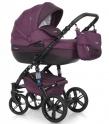 Детская коляска Riko Brano Natural (Purple)