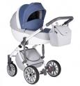 Детская коляска Anex Sport 2 в 1 (Sp22 nebulas blue)