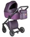 Детская коляска Anex Cross 2 в 1 (Cr09 dark plum)
