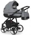 Детская коляска Riko Re-Flex 2 в 1 (graphite)