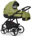 Детская коляска Riko Re-Flex 2 в 1 (green olive)