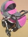 Детская коляска Adamex Neonex Alfa X15