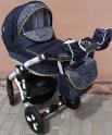 Детская коляска Adamex Galactic Q214