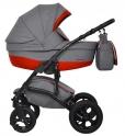 Детская коляска Riko Fox (05 scarlet)