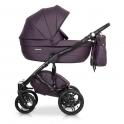 Детская коляска Riko Naturo Ecco (01 Plum)