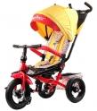 """Велосипед детский Fisher Price HF9 (надувное колесо 12"""" и 10"""")"""