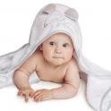 Полотенце детское Perina «Мышка» (с капюшоном)