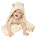 Полотенце детское Perina «Мишутка» (с капюшоном)