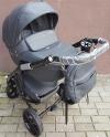 Детская коляска Riko Naturo Ecco (04 Anthracite)