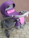 Детская коляска Riko Vario (Purple)