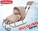 Детские санки Adbor Piccolino Deluxe