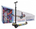 Детский трехколесный самокат Slider SS2C3N