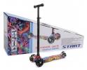 Детский трехколесный самокат Slider SS2C5N