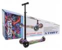 Детский трехколесный самокат Slider SS2C2N