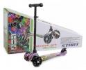 Детский трехколесный самокат Slider SS1C2N