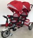 Велосипед детский для двойни Trike Twin TW1